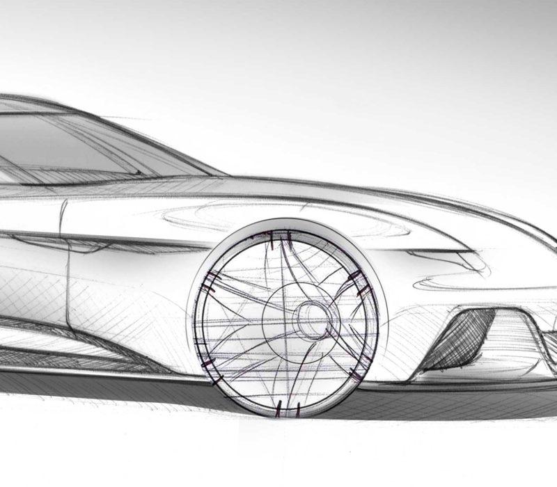 Alcraft GT sketch